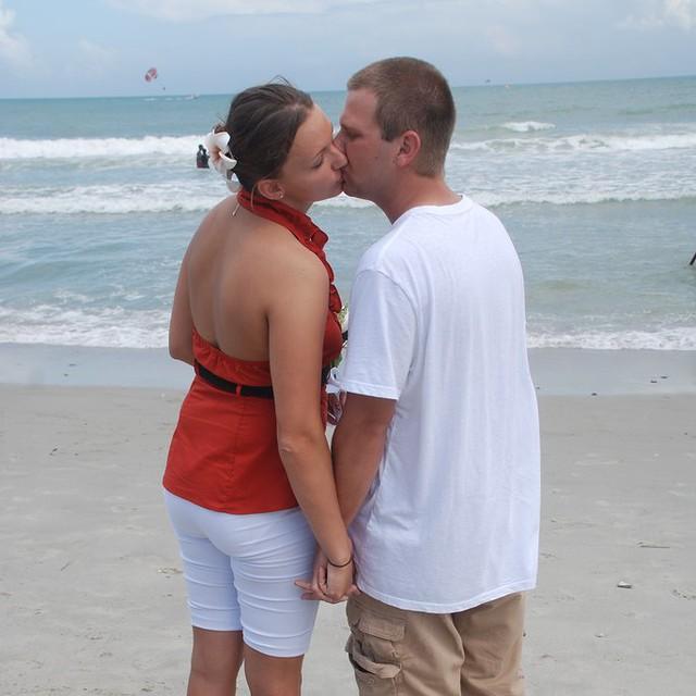 Myrtle Beach Beach Wedding