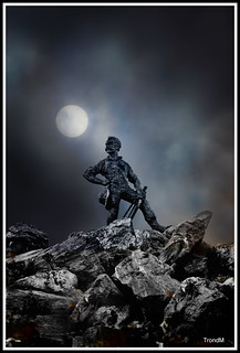 The Miner statue - Folldal | by TM photoz - TrondM