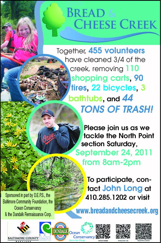 Fall Bread And Cheese Creek Fall Cleanup Flyer For 8 24 11 Flickr