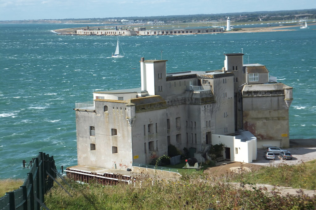 Isle of Wight Castles And Forts Fort Albert Isle of Wight