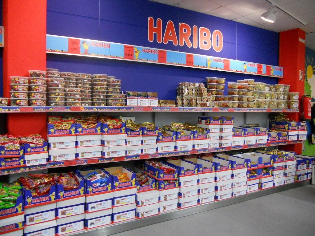 At The Haribo Store Just A Short Update To Say I M Fine An Flickr