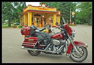 Motorcycles at the Gilmore | by sjb4photos