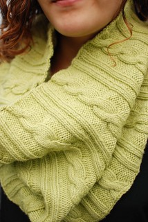 Green Cowl 4 | by throughtheloops