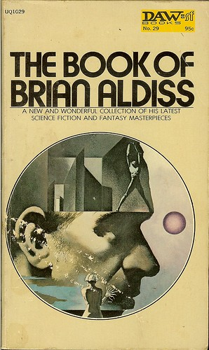 Book of Brian Aldiss - cover artist Karel Thole
