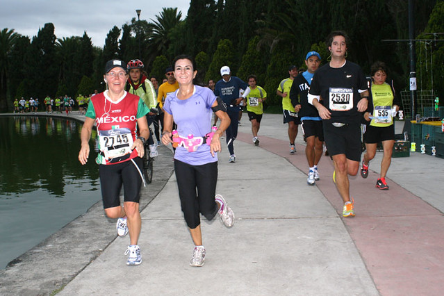 Marathon Tune Up Banamex 15K y 26K 2011