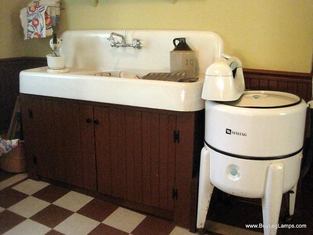 sink washing machine