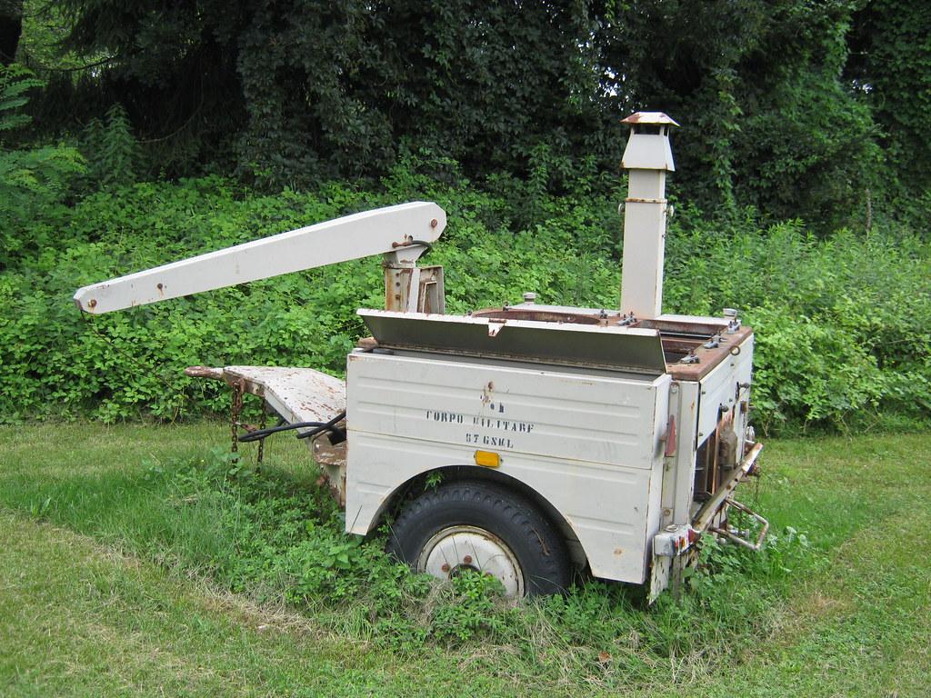 carrello cucina da campo | museo gottard park | simone necco | flickr