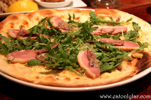 Pizza D'Anatra, La Risata | by Eat Only Lar!