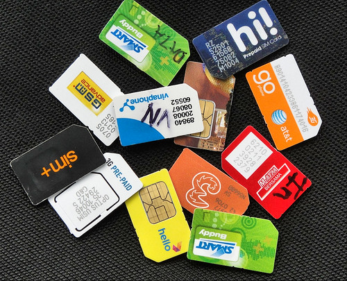 Pre-Paid SIM cards | by Asiacamera