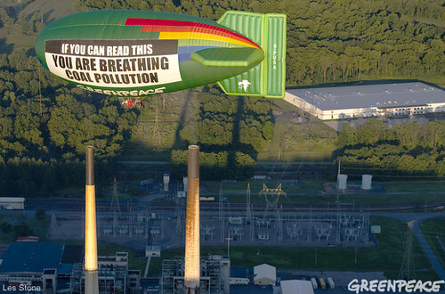 Takes Your Breath Away | by Greenpeace USA 2015