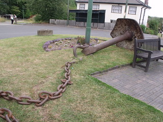Black Country Living Museum  - anchors and chain | by ell brown