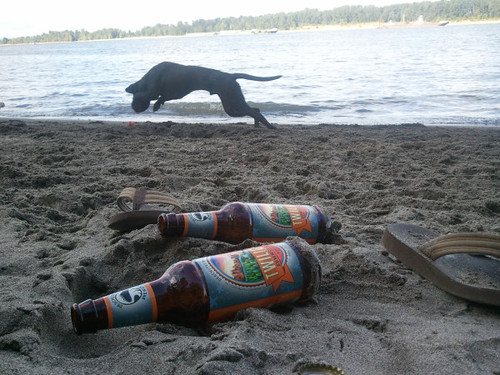 Summer Beach Day with Twilight Ale | by DeschutesBrewery