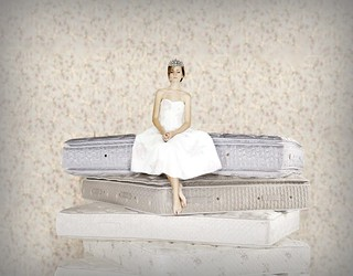 The Princess and the Pea | by Rebecca Mahoney
