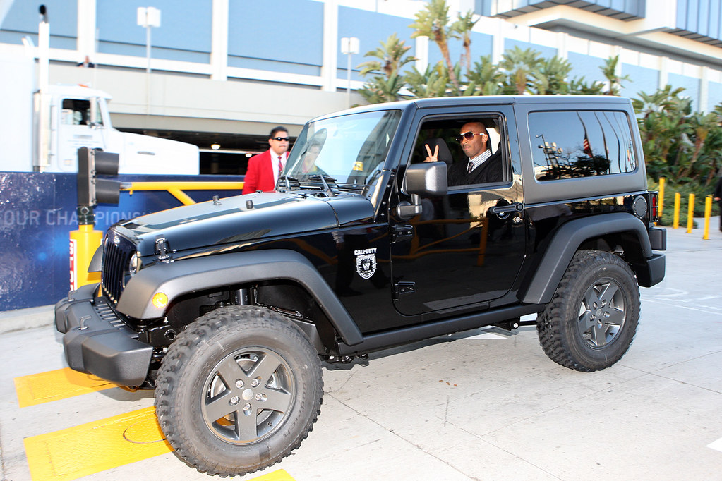 ... Kobe Bryantu0027s Jeep Wrangler Black Ops | By MWButterfly
