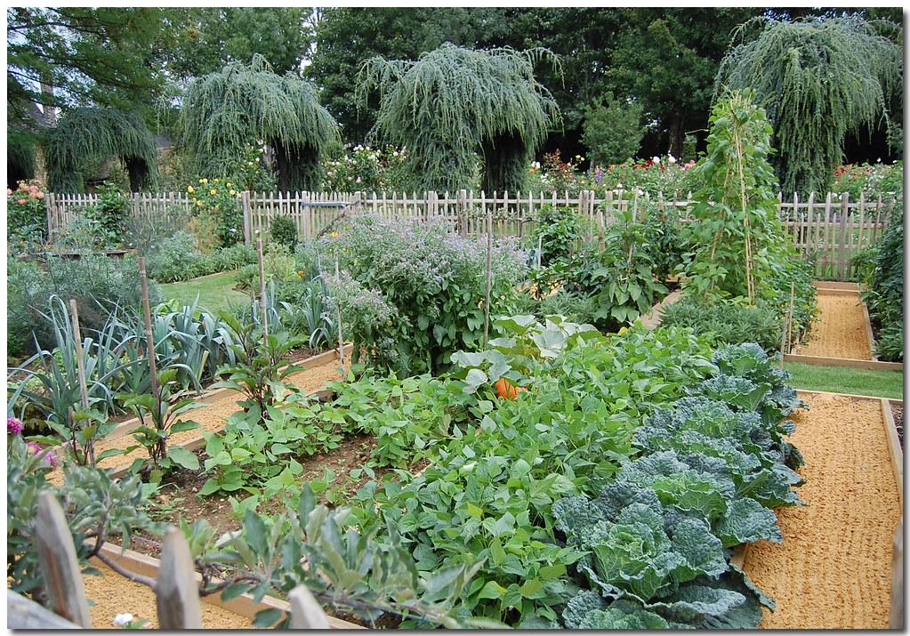 jardins d 39 eyrignac le potager gillyan9 flickr