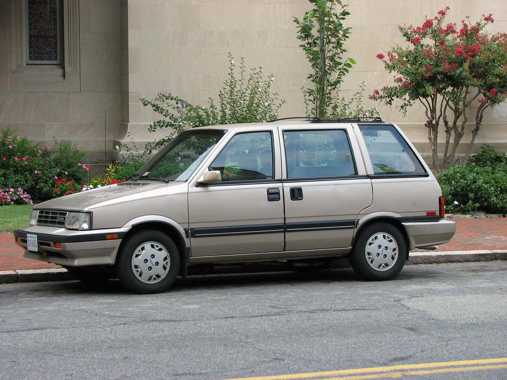Nissan Of Richmond >> Tall Wagon - 1987 Nissan Stanza Wagon | Were they *trying* t… | Flickr