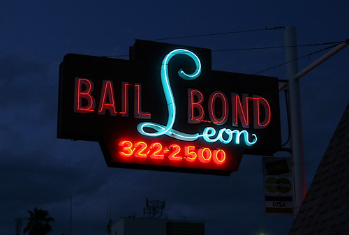 Leon Bail Bond | by The Real Devil Doll