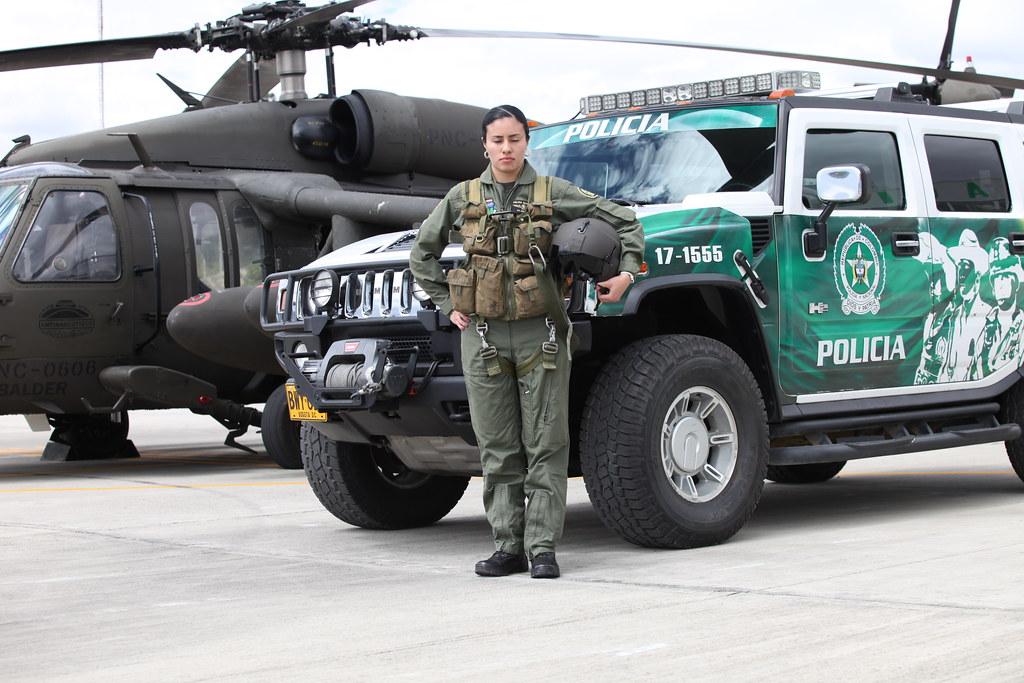 Servicio A Reo De La Polic A Nacional De Colombia