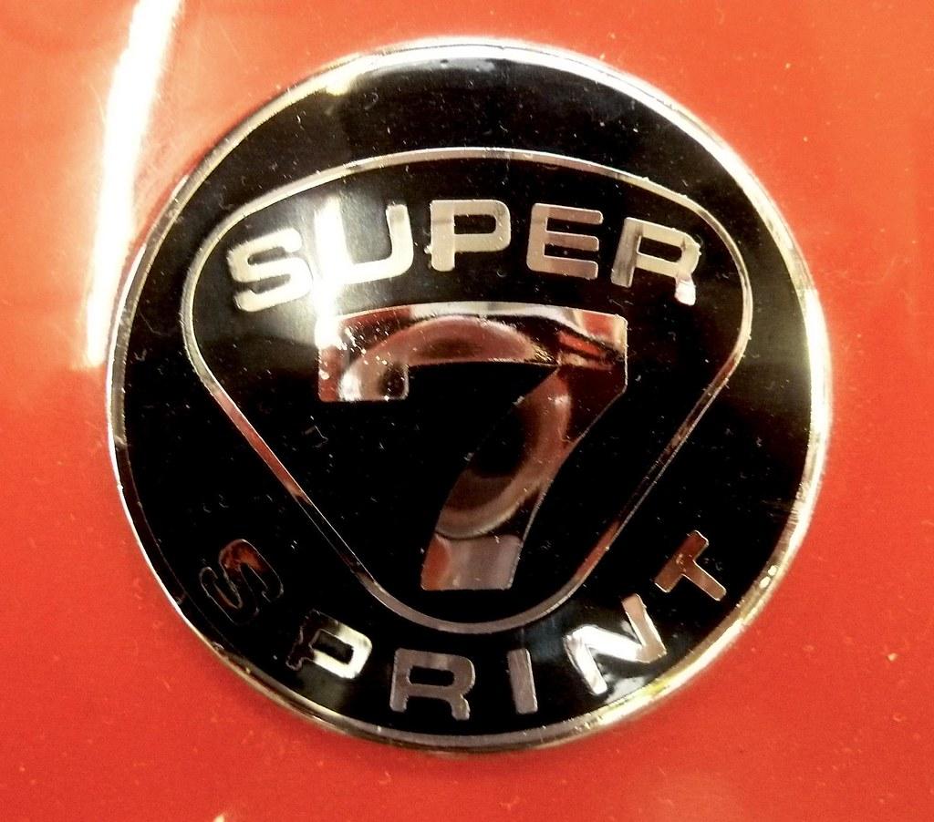 Caterham 'Super 7 Sprint'
