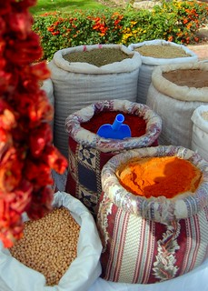 Turkish spices and herbs | by Peace Correspondent
