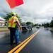 Hurricane Irene Flooding On Queen St., Southington, CT