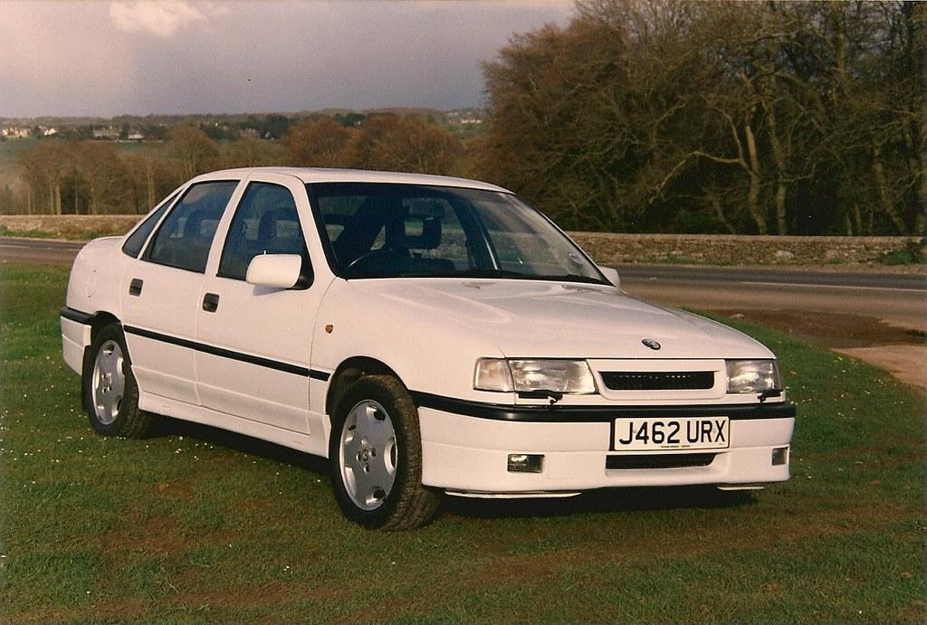 4x4 >> Vauxhall Cavalier 2.0 GSi 4x4 J462 URX | My old Cavalier GSi… | Flickr