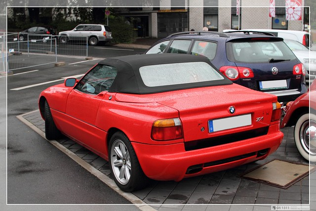 1989 1991 bmw z1 01 the bmw z1 was a two seat roadster flickr photo sharing. Black Bedroom Furniture Sets. Home Design Ideas