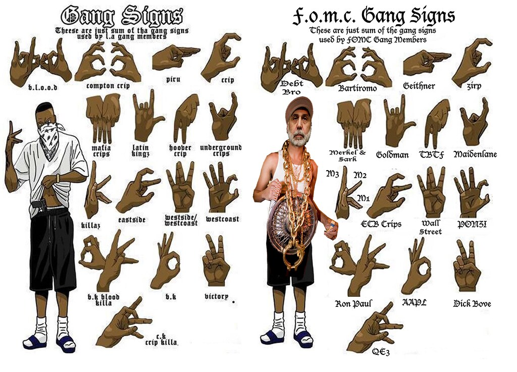 Folk Gang Signs