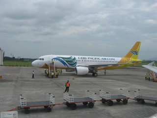 CEBU PACIFIC AIRCRAFT | by PINOY PHOTOGRAPHER