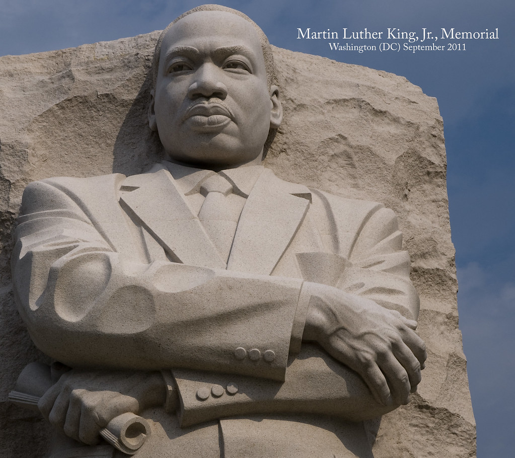 Martin Luther King Jr Memorial The Mall Washington D Flickr