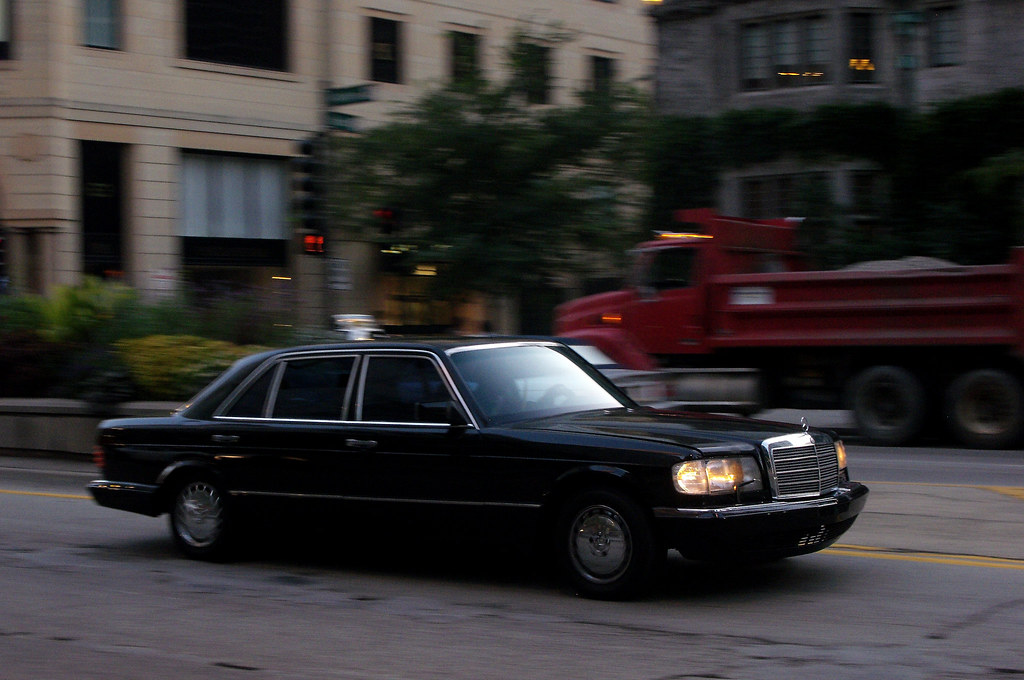 1988 Mercedes 560 SEL | FiatTipoElite | Flickr