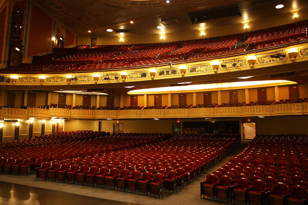 img_3858 a | the detroit opera house has a seating capacity … | flickr