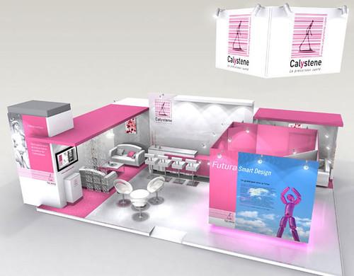 Design stand salon professionnel 01 standiste le stand for Creation stand salon
