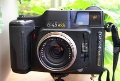 Fujifilm GA645W Professional