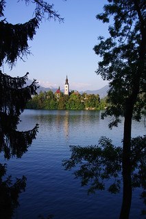 Lake Bled | by armxesde