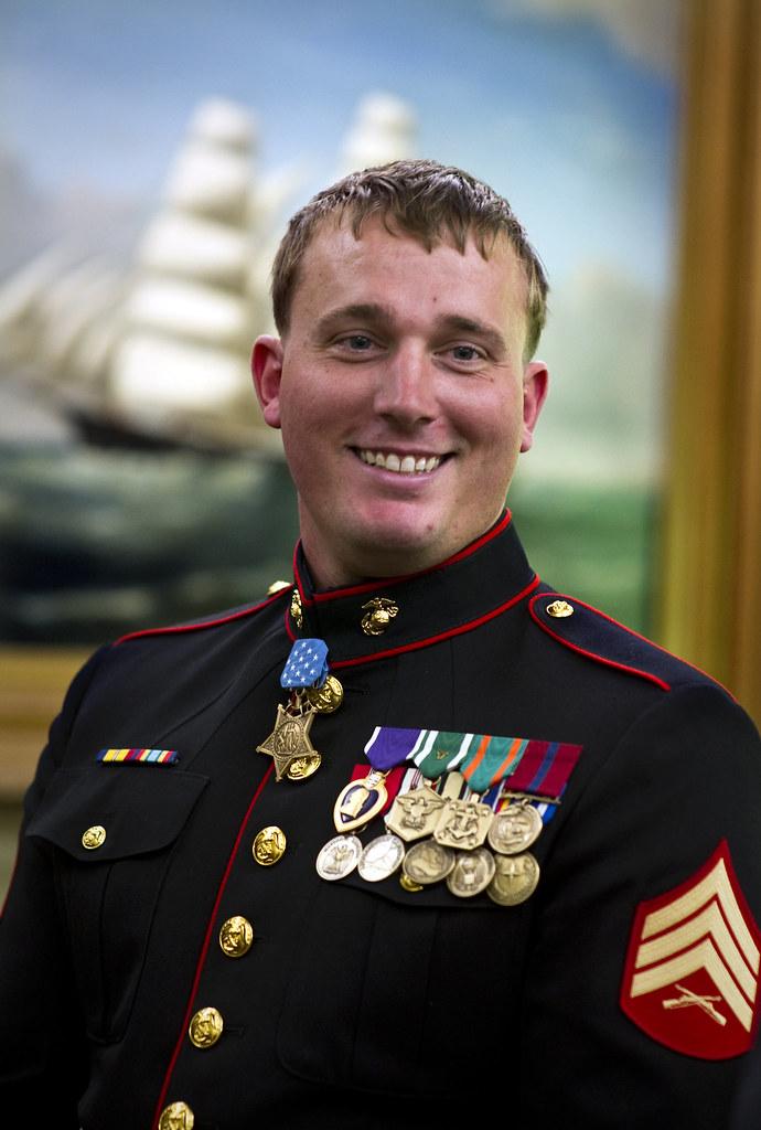 Medal of Honor recipient Dakota Meyer [Image 3 of 5] | Flickr