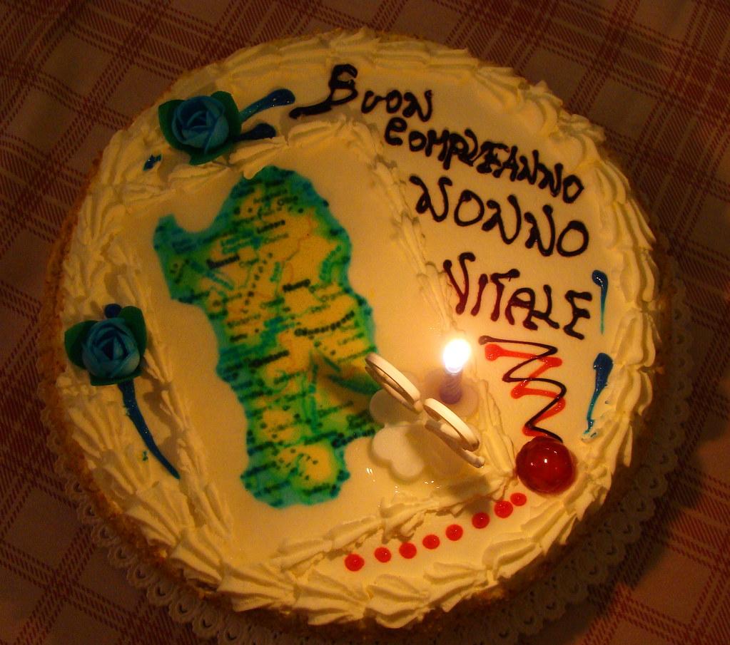 Buon Compleanno Nonno Vitale Happy Birthday Grandpa Vit