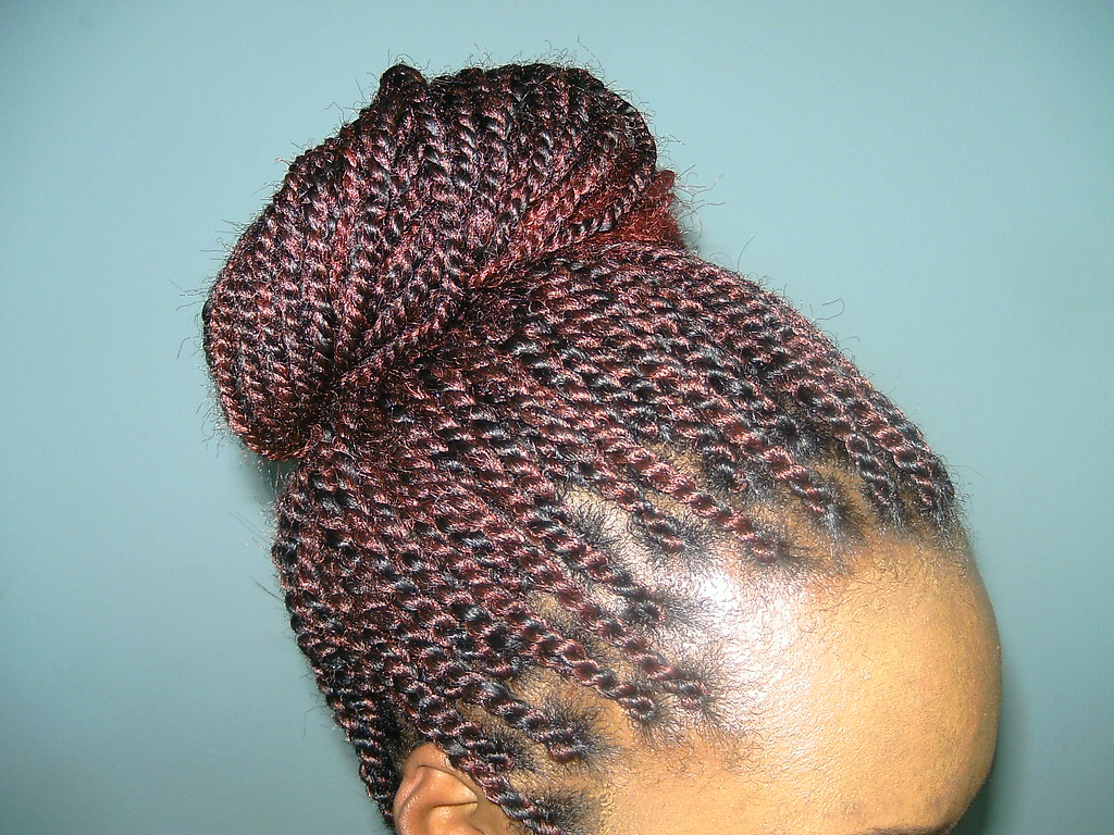 Rope Twist Braid Hai   Jamaican Rope Twist Braids
