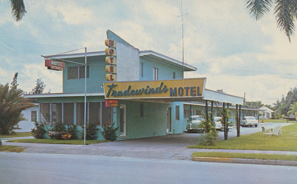 Tradewinds Motel - Homestead, Florida