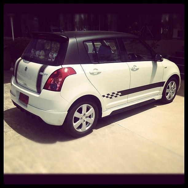Mini Cooper Forum >> Suzuki Swift look like Mini Cooper | Daorerk Luecha | Flickr