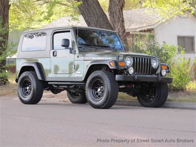 used 2006 jeep wrangler unlimited rubicon for sale stree. Black Bedroom Furniture Sets. Home Design Ideas