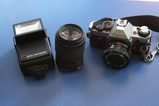 VENDO CANON ANALOGA | by RΞВ5!