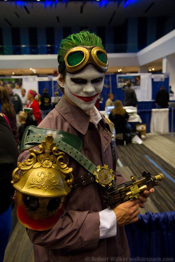 Mid-Ohio Con - Steampunk Joker | walkerspace | Flickr