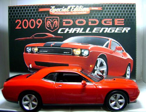Plastimodelismo - 2009 Dodge Challenger Revell 1:25 | Flickr