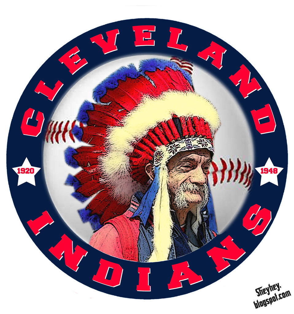 Cleveland Indians New Logo Cleveland Indians Chief Wahoo P Flickr