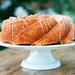Vanilla Bean Bundt Cake with Vanilla Glaze and Strawberries - I Like Big Bundts 2011