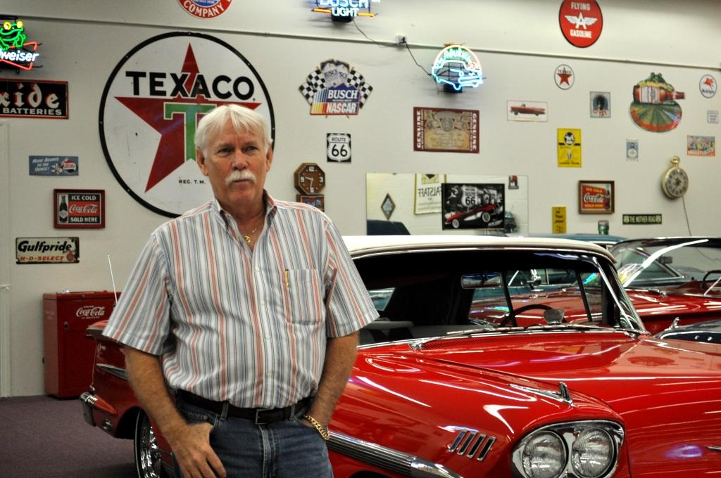 Rick Treworgy Owner Of Punta Gorda S Muscle Car City Flo Flickr