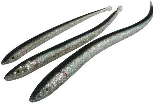 Savage Gear Sandeel Slugs | by Fishing-Tackle.co.uk