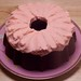 Bundt de Chocolate y Rosas