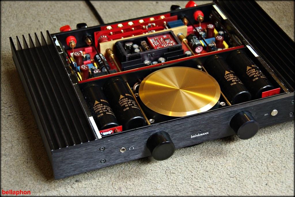 Hi-Fi | The fabulous Brinkmann Integrated Amplifier.